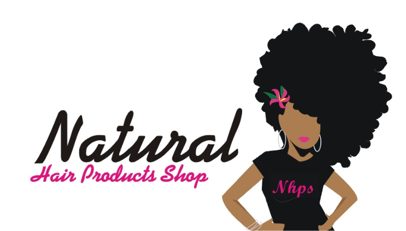 Natural Hair Logo Wallpaper